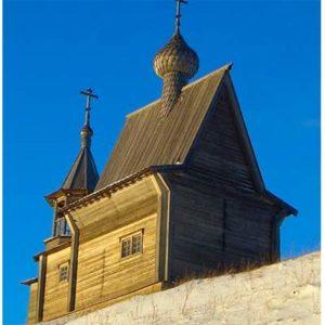 Деревянное зодчество Русского севера. Храмы