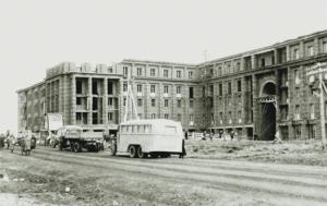 дом, октябрьская площадь, норильск