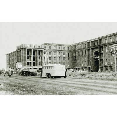 Строительство Норильска. Часть 1
